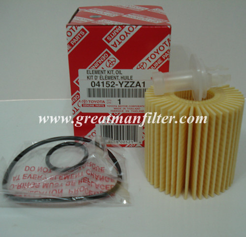04152-YZZA1 TOYOTA Oil Filter