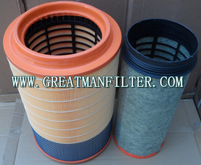 HOWO Air Filter WG9725190102 WG9725190103