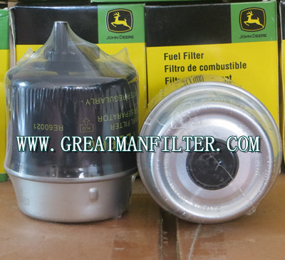 JOHN DEERE Fuel/Water Separator RE60021-AUTO FILTER,IVECO FILTER,CAT