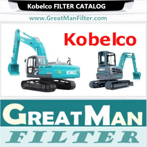 Kobelco Filters Catalog
