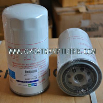 Doosan Daewoo Fuel Filter 65.12503-5026A 65125035026A-GREATMAN FILTER  FACTORY-CHINA ACTIVE FILTRATION COMPANYgreatman filter