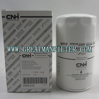 2992242 CNH Iveco Oil Filter